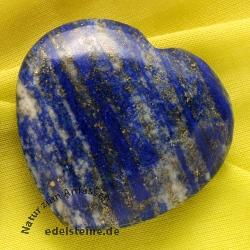 Lazurite Heart Handstone
