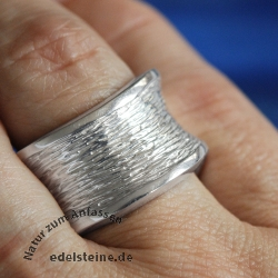 Silver Ring stream 15 mm