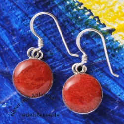 Coral Earrings 19