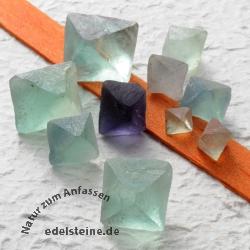 Fluorit Oktaeder 200g