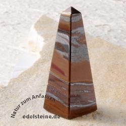 Tiger Iron obelisk