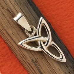 Keltischer Silber Anhänger
