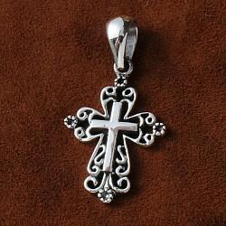 silver Crucifix small