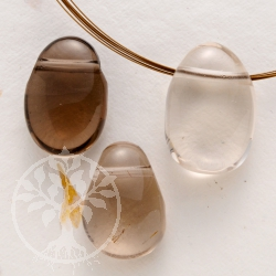 Smoky Quartz Pendant 20/30mm