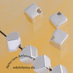Silverbead Diagonal Cube