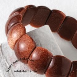 Goldfluss Armband Beatle SMALL