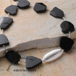 Halskette Turmalin Designer