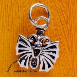 Schmetterling Silber Anhänger Silber 925