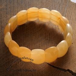 Calcit Orange Bracelett SMALL