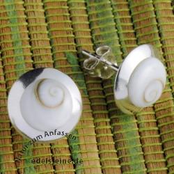 Shiva mussel ear plug 10