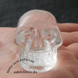 Kristallschädel Bergkristall MEDIUM
