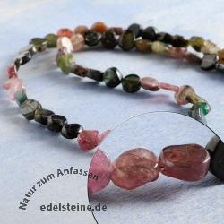 Turmaline Necklace Disc