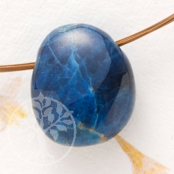 Apatite blue Pendant AA+ 20/30mm