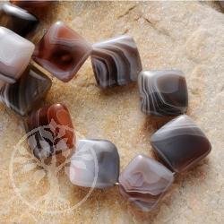 Botswana Achat Halskette