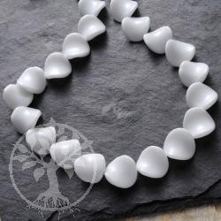 Aragonit Perlen Halskette