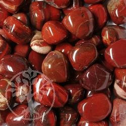 Regenbogen Jaspis A Trommelstein 500g Roter Jaspis Großhandel