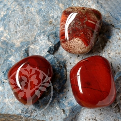 Rainbow Jasper Tumbled Stone 3 pieces