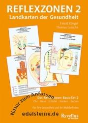 Buch Reflexzonen 2 - Landkarten der Gesundheit