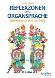 Buch Reflexzonen und Organsprache