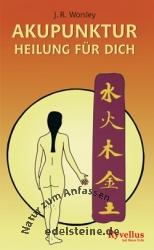 Buch Akupunktur - Heilung für Dich