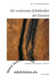 Book Die verlorenen Schriftrollen der Essener (Band 3)