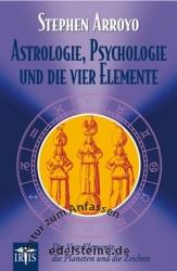 Buch Astrologie, Psychologie und die vier Elemente