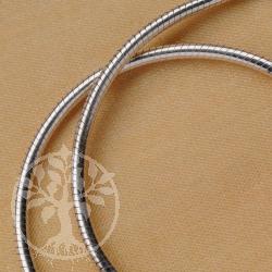 Silver Necklace Snake 1,6 x 55cm