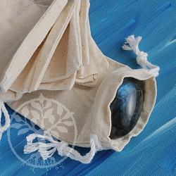 Leinenbeutel Klein 13x cm Stoffbeutel aus stabilem Stoff