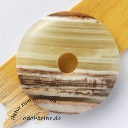 Onyx Marble Donut