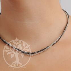 Diamond Necklace Dark/Light