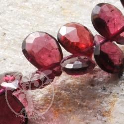 Rhodolith Necklace Garnet