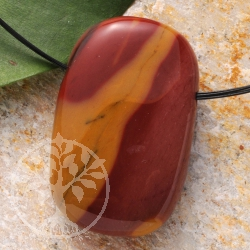 Mookaite Pendant Rectangled