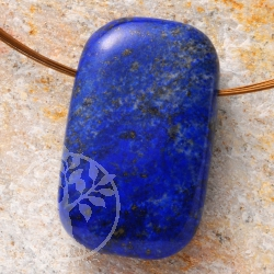 Lapislazuli Pendant Rectangled