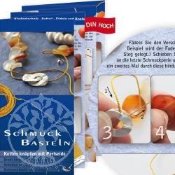 instruction handicrafts Silk GERMAN