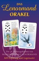 Buch Das Lenormand Orakel