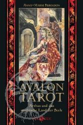 Buch Der Avalon Tarot (Set)
