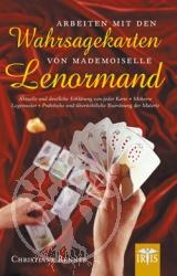 Buch Arbeiten mit den Wahrsagekarten von Mademoiselle Lenormand