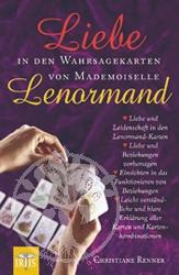 Book Liebe in den Wahrsagekarten von Mademoiselle Lenormand