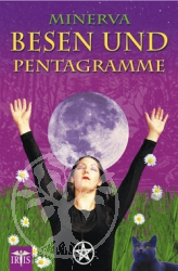 Buch Besen und Pentagramme