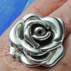 Silverring Rose Precious