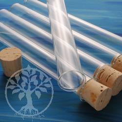 Für Wassersteine lange Reagenzgläser