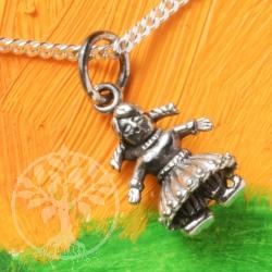 Silver Pendant Gretel