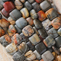Square Beads Polychronic