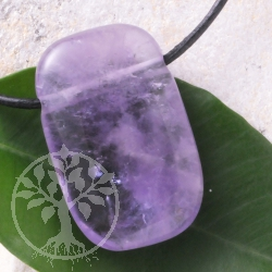 Amethyste Pendant Rectangled