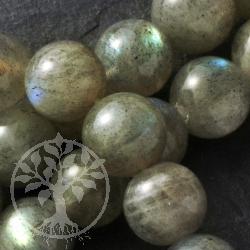 Labradorit Perlen Kugel