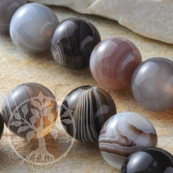 Agate Botswana Gemstone Beads