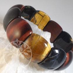 Mix Armband Katzenauge