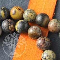 Dschungel Jaspis Edelstein Schmuckperlen