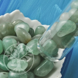 Aventurine water gemstones for test tube 100g