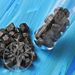 Turmalin Wassersteine für Reagenzglas 50g